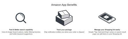 Amazon App 2
