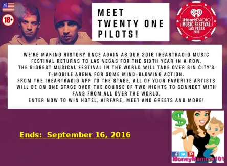 21 pilots meet and greet music festival